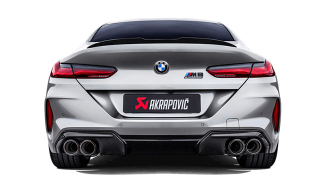 BMW M8 / M8 COMPETITION GRAN COUPE F93