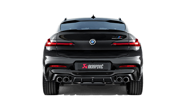 BMW X4 M/X4 COMPETITION F98