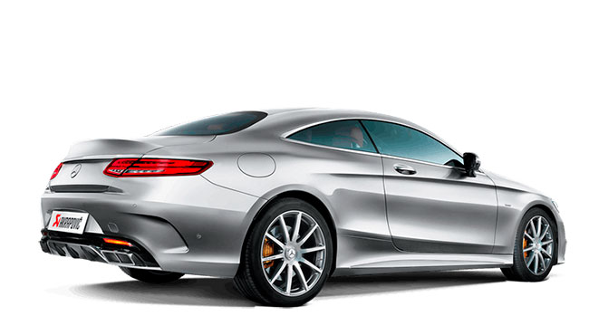 MERCEDES-BENZ S63 AMG Coupe 2015y-