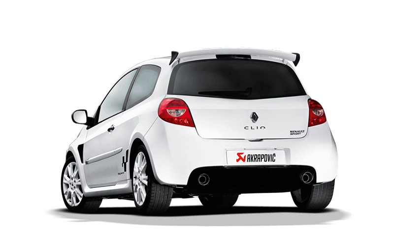 Clio III RS 200