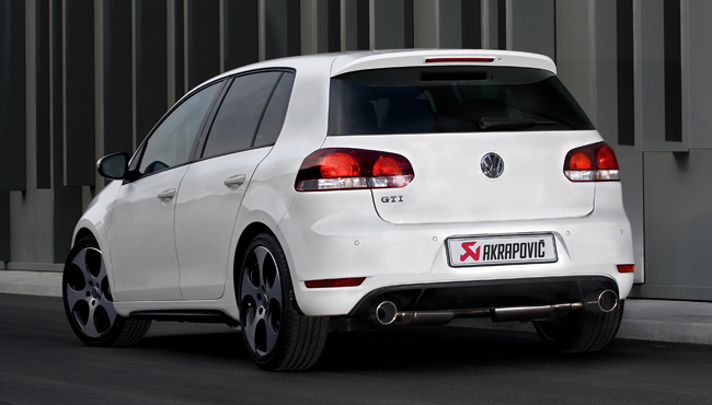VOLKSWAGEN Golf VI 1.4TSI Highline (118kW)