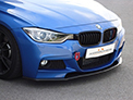 3078001KER Frontspoiler Splitter for M-bumper
