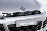 3010010 Radiator Grille Scirocco III R