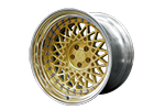 6666 wheels! GOLD