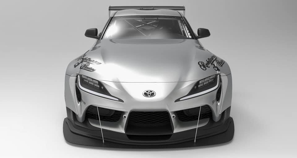 SUPRA ver.1.5 Wide body kit