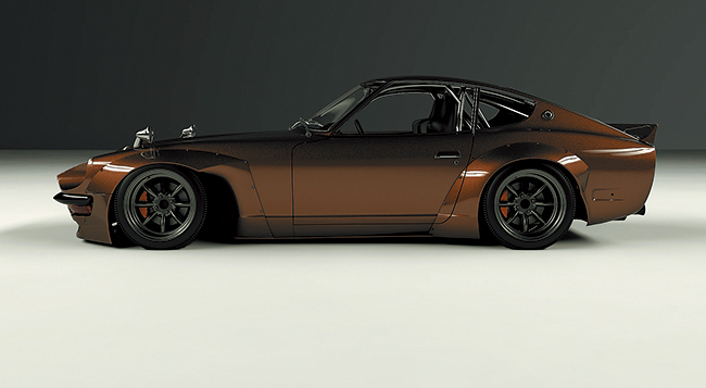 S30Z Wide body kit