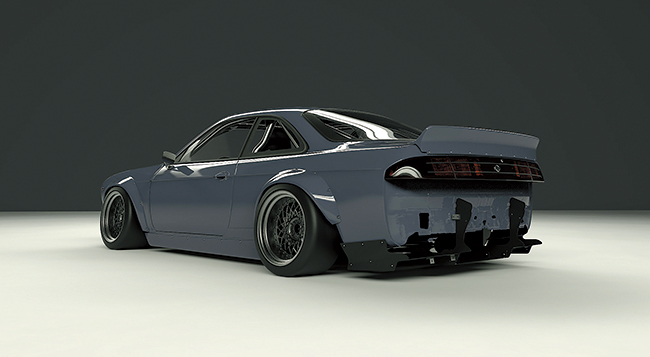 S14 Silvia/240sx V2 boss kit