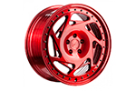 ZP2.1 FLOW FORGED Brushed Candy Red