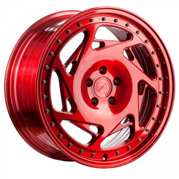 ZP5.1 - Brushed Candy Red -
